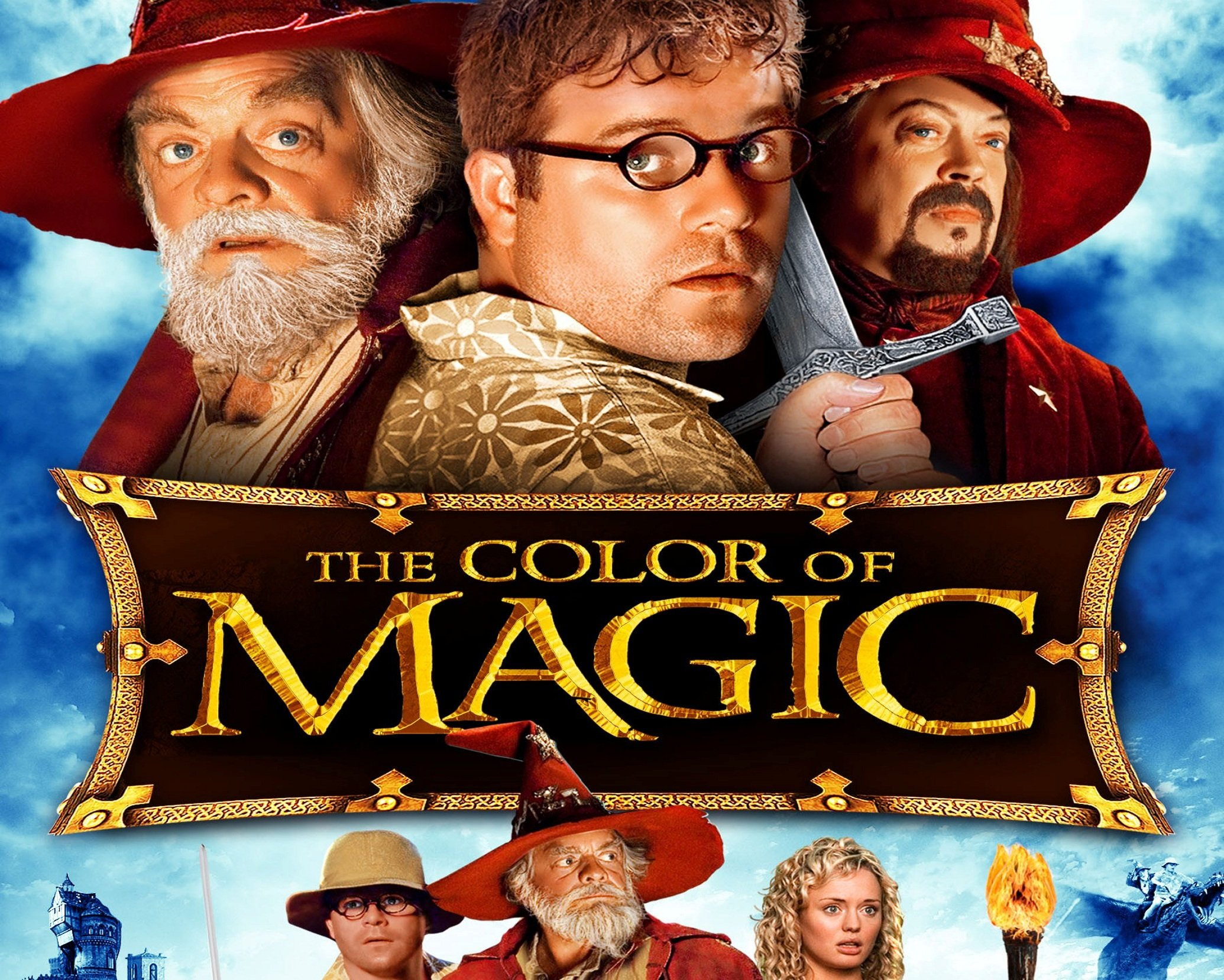 Watch The Color Of Magic The Miniseries Prime Video