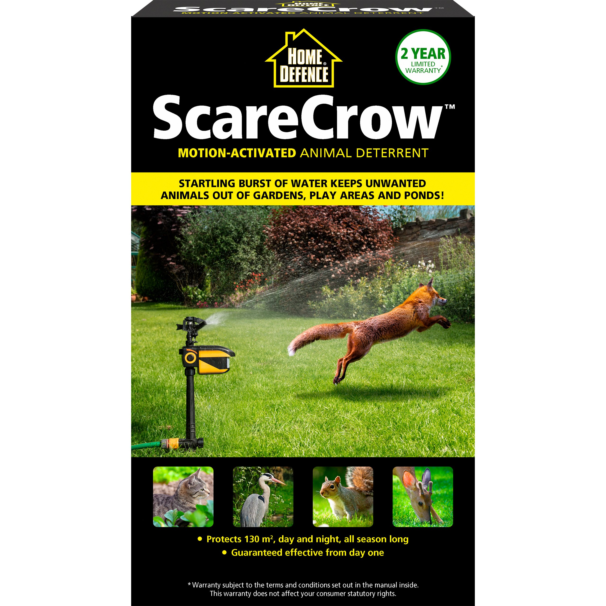 Home Defence Scarecrow,