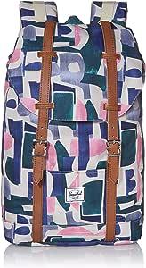 Herschel Retreat Backpack, Abstract Block, Mid-Volume 14.0L