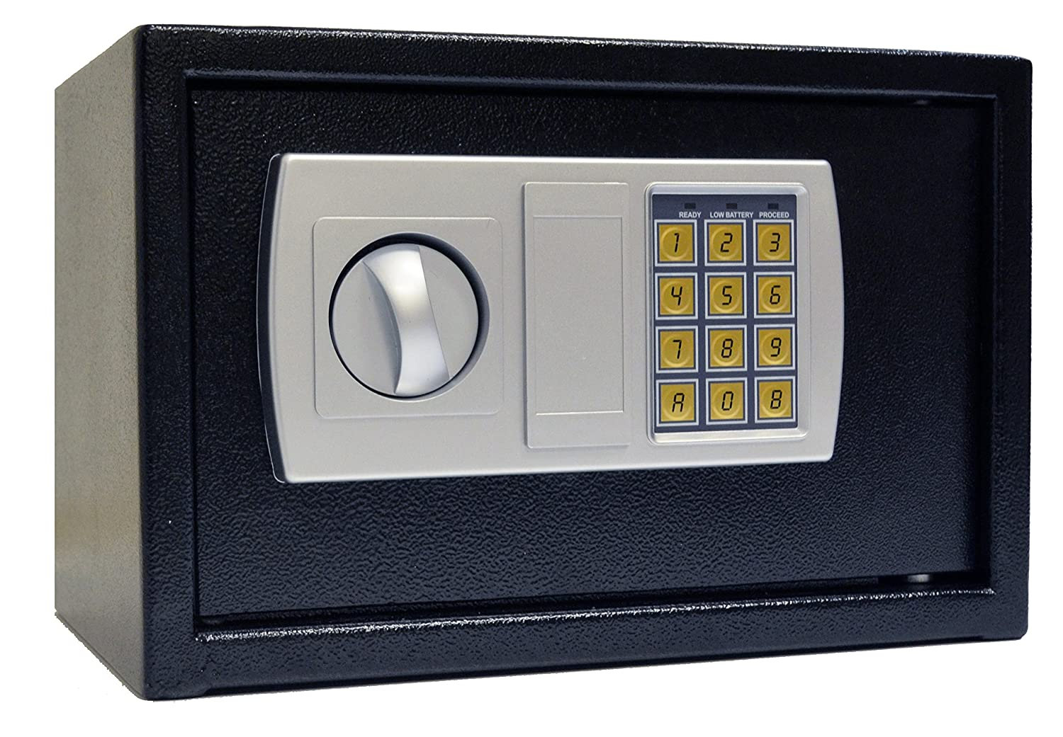 Image result for Various locking features for jewelry safes
