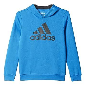 adidas YB ESS Logo HD - Sudadera para niños: Amazon.es: Zapatos y complementos