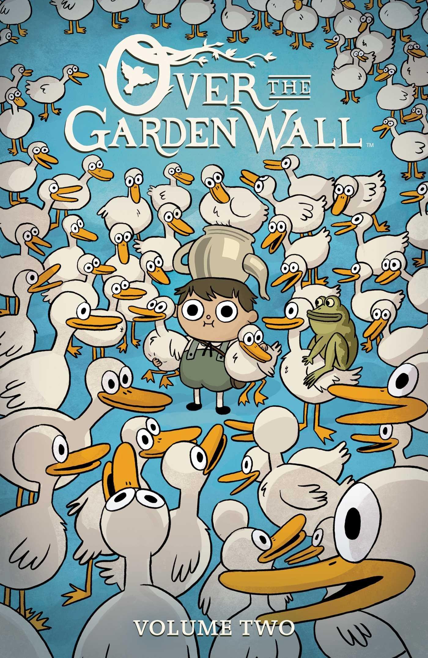 Over the Garden Wall Vol. 2