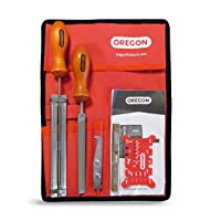 Oregon Chainsaw Sharpening Kit & Pouch 5/32'' 4.0mm