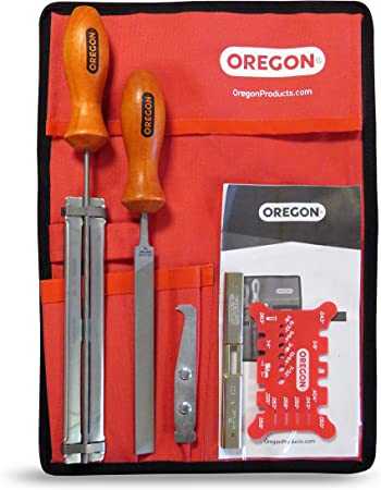 Oregon 558488 Sharpening - The Best Manual Maintenance Kit