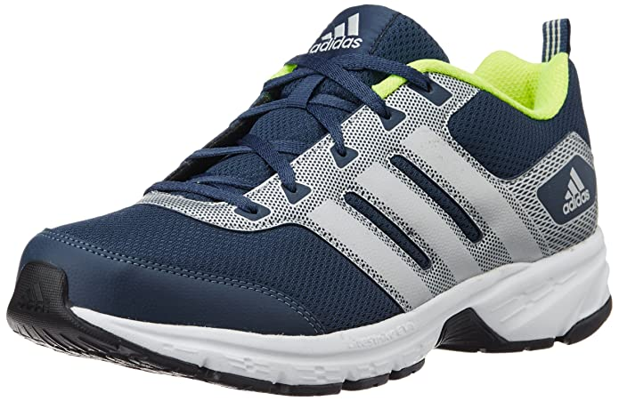 adidas alcor syn 1.0 m running shoes white
