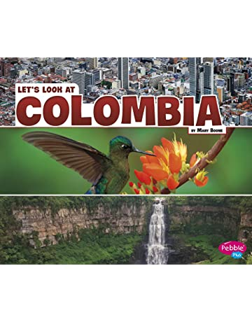 Lets Look at Colombia (Lets Look at Countries)