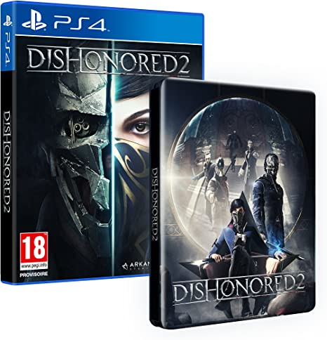 Dishonored 2 + Steelbook [Importación Francesa]: Amazon.es ...