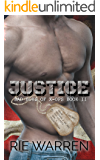 Justice (Bad Boys of X-Ops Book 2)