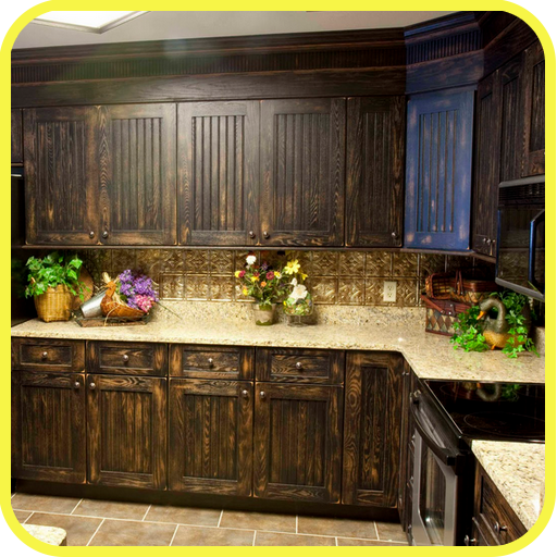 Diy Refacing Kitchen Cabinets Ideas: Lowes Oak Veneer