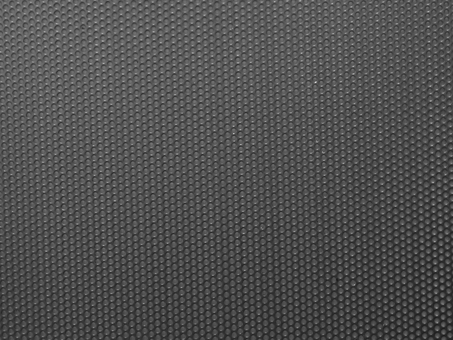 Carbon Steel Perforated Sheet, Unpolished (Mill) Finish, Inch, Staggered