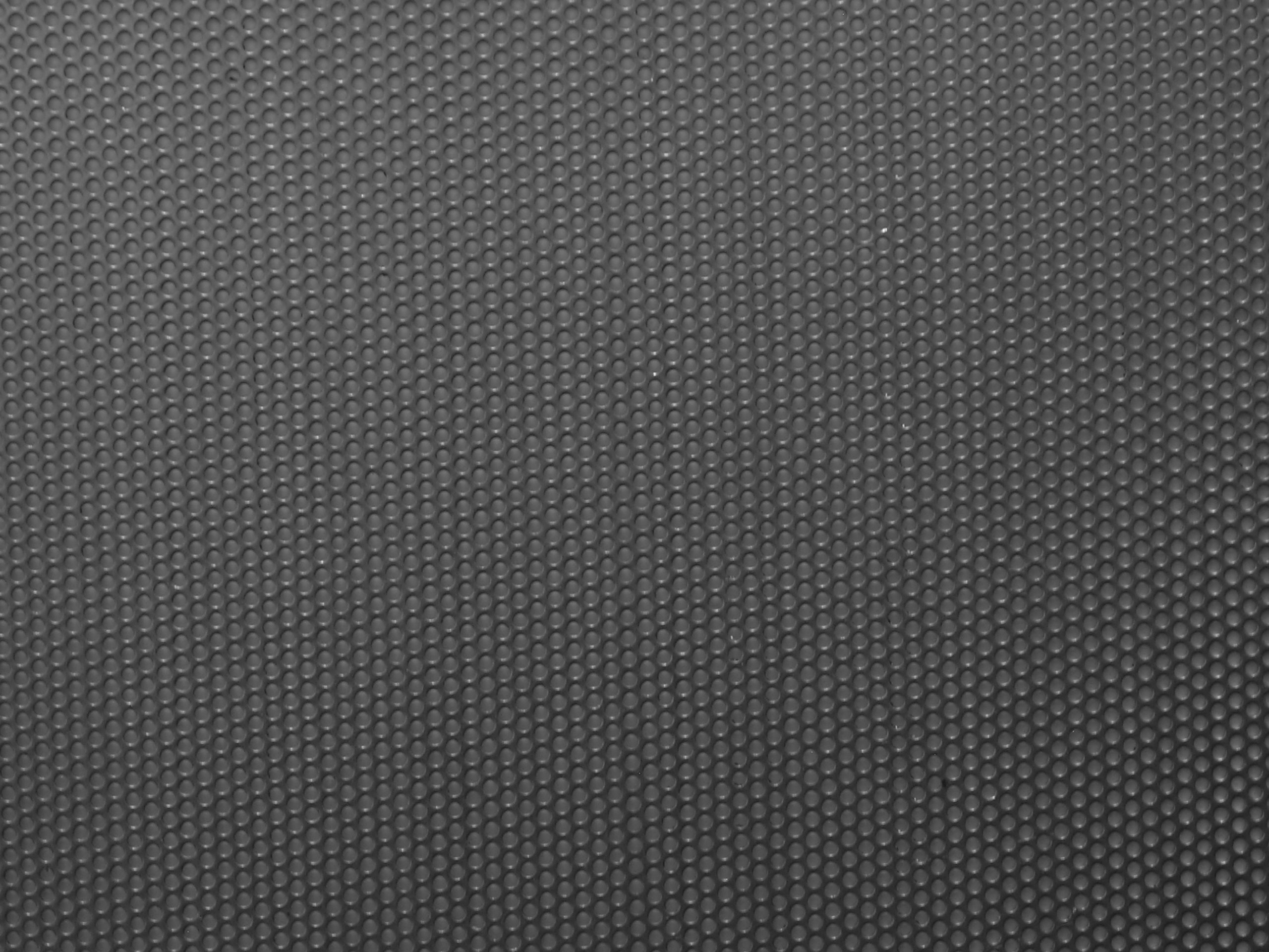 Carbon Steel Perforated Sheet, Unpolished (Mill) Finish, Staggered Holes, 0.0595'' Thickness, 16 Gauge, 36'' Width, 40'' Length, 0.125'' Center to Center