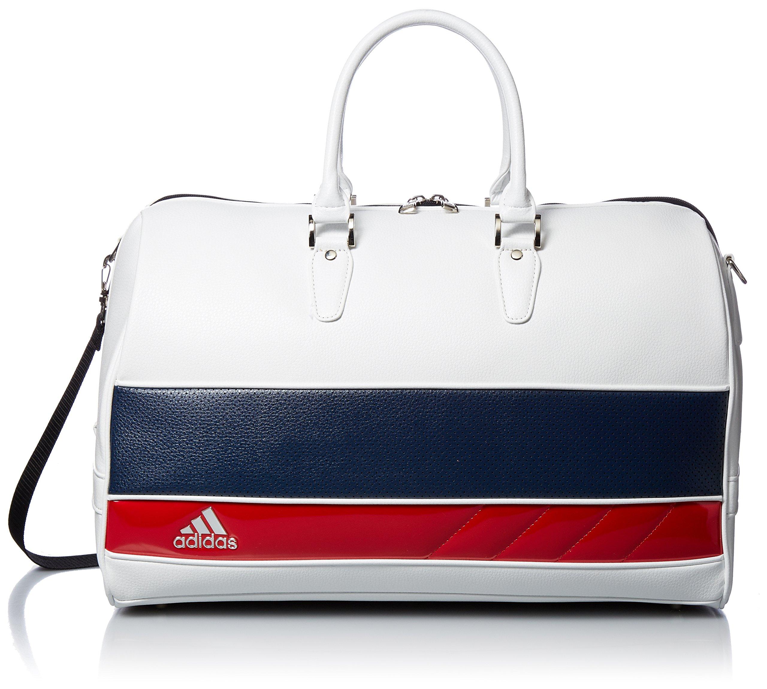 [adidas golf] Boston bag 3 shoe in pocket / deodorant name AWS18 A15696