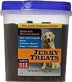 Jerky Treats Tender Strips Dog Snacks Lamb, 60 oz(3.75 lb)