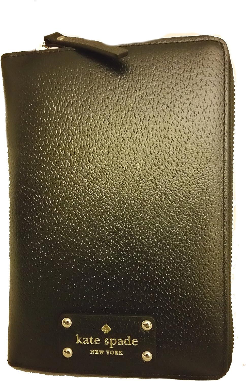 Amazon.com : Kate Spade New York Wellesley 2016 Leather Zip ...