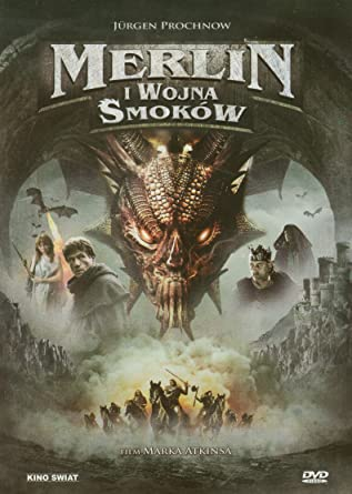 Merlin and the War of the Dragons 2008 DVD Region 2 English