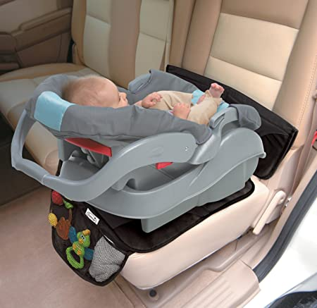 amazoncom summer infant duomat for car seat black child safety car seat accessories baby