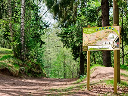 Oedim Señaletica para Vias Verdes Camino Rurales Señaletica Informativa Personalizada 182,20 cm x 147