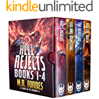 Hell's Rejects, Books 1-4 Box Set