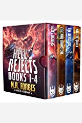 Hell's Rejects, Books 1-4 Box Set Kindle Edition