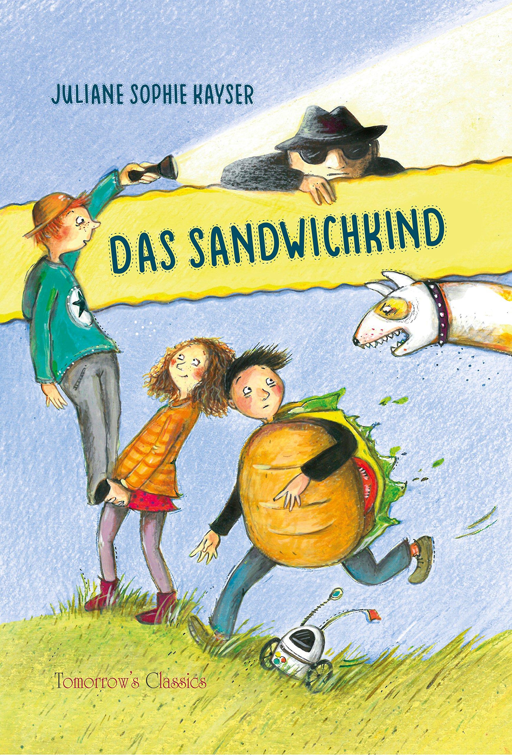 Das Sandwichkind (Tomorrow's Classics)