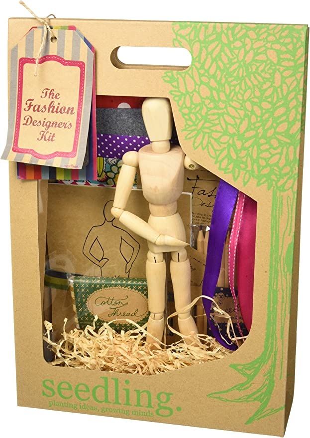 Seedling The Fashion Designer S Kit Amazon Co Uk Toys Games