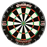 Winmau Diamond Plus Tournament Bristle Dartboard