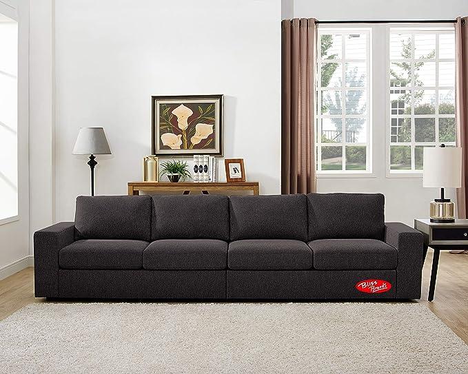Amazon.com: Bliss Brands - Juego de sofá de lino modular con ...