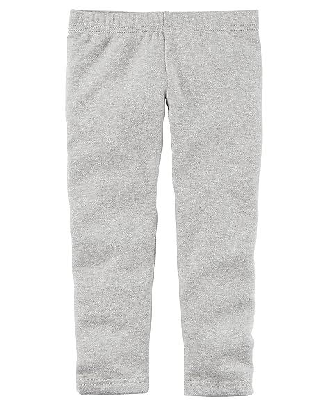 e8815b51abca51 Amazon.com: Carter's Girl Sparkle Cozy Fleece Leggings: Clothing