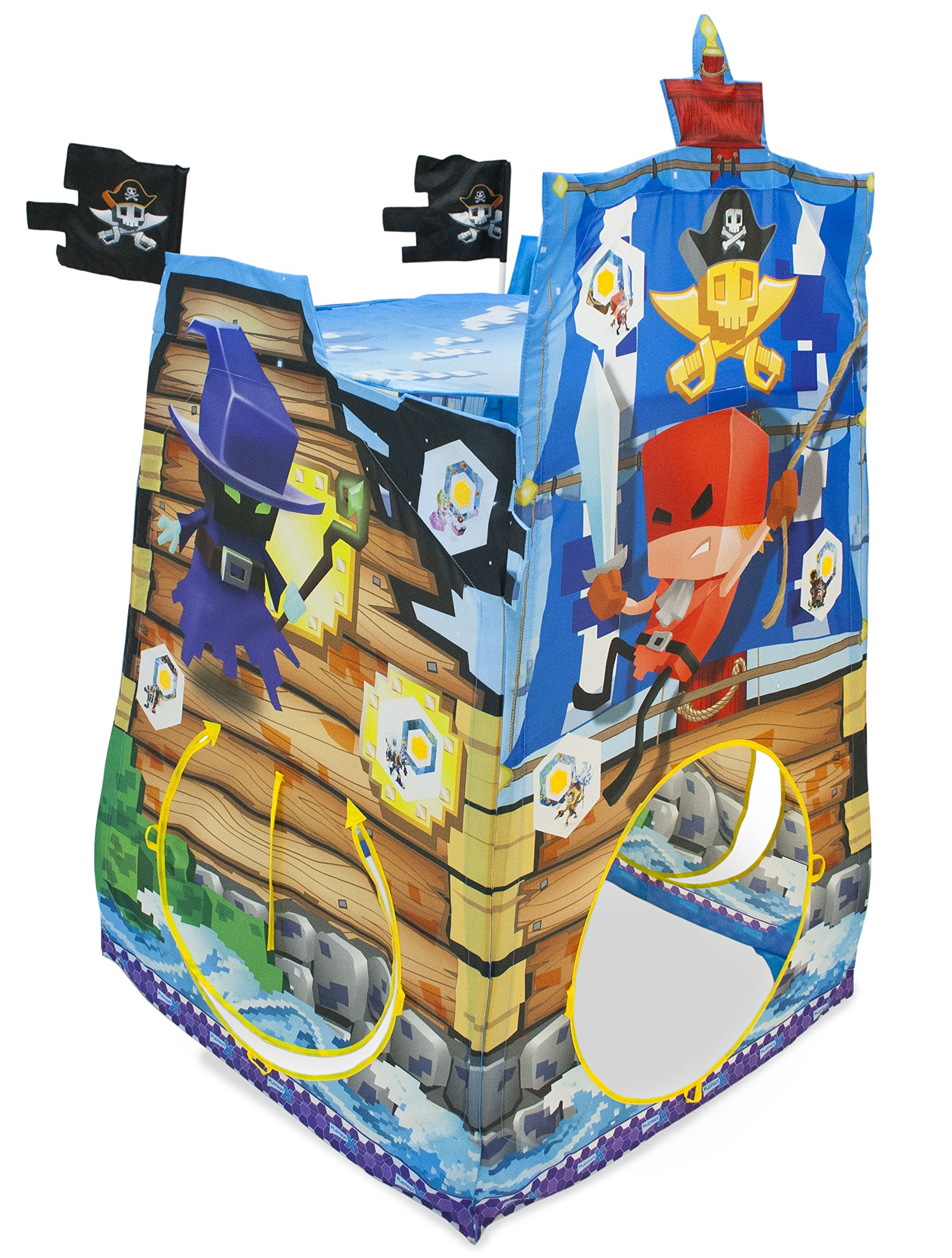 Playhut X Island Rush Play Tent with App Game