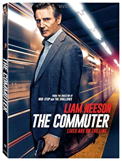 Book Cover: The Commuter