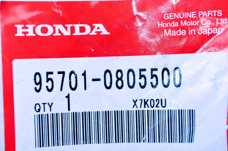 Honda 95701-08055-00 Bolt Flange 8X55