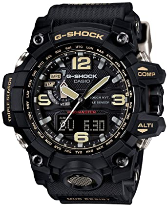 1c82bd5280b37 Amazon.com  CASIO G-SHOCK MUDMASTER GWG-1000-1AJF Mens Japan import ...