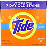 Tide Ultra He Clean Breeze Scent Powder Laundry Detergent, 68 Loads, 95 oz
