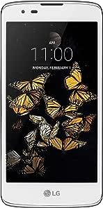 LG K8 K350N SIM única 4G 8GB Blanco: LG: Amazon.es: Electrónica