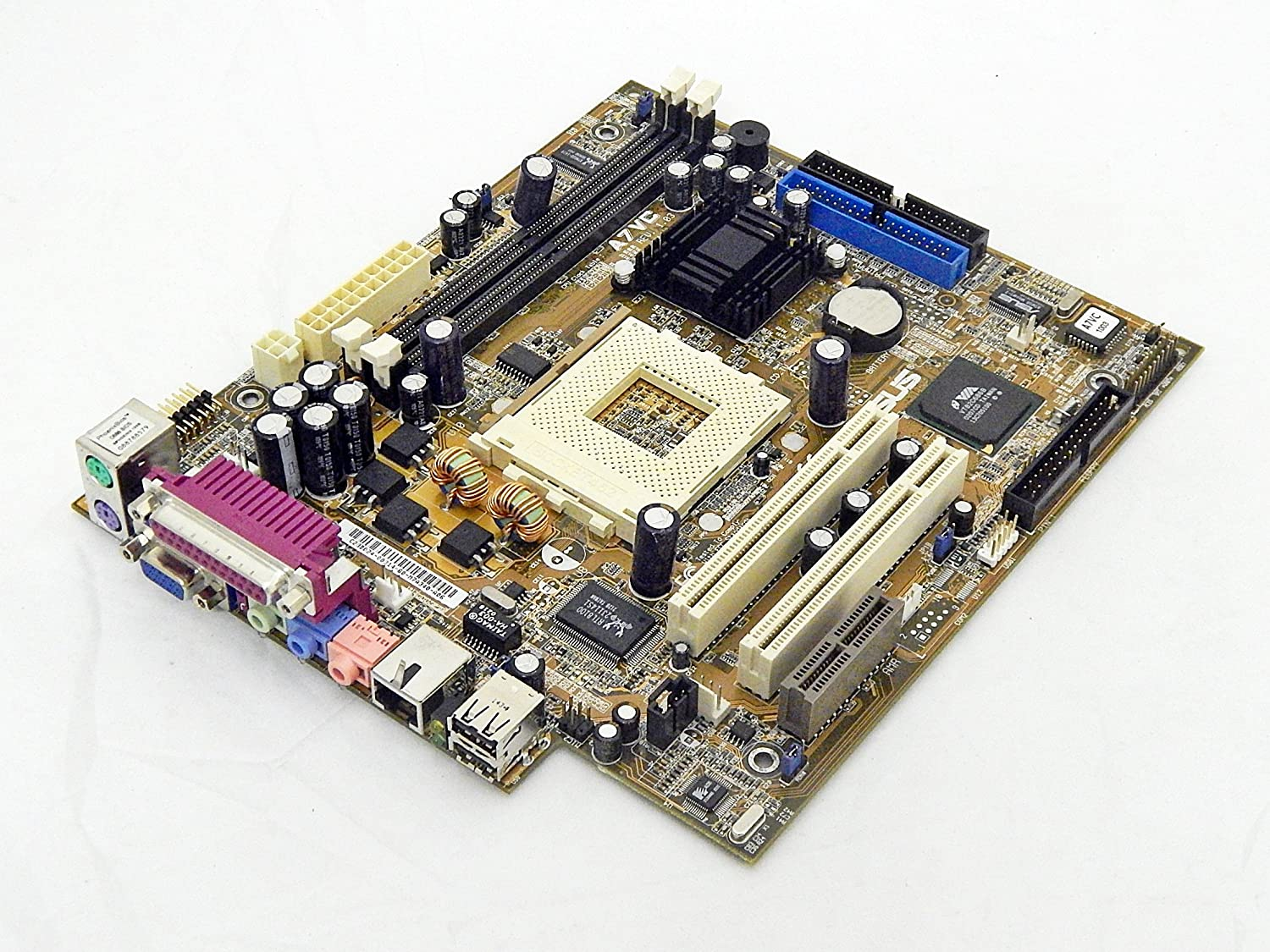DOWNLOAD DRIVERS: ASUS A7VC