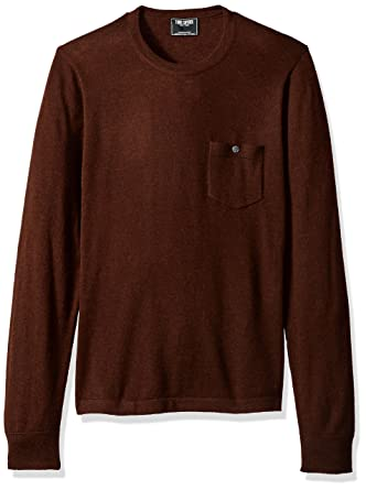 c4a5e3217 Todd Snyder Men's Ls Cashmere Tshirt at Amazon Men's Clothing store: