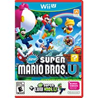 New Super Mario Bros. U + New Super Luigi U 2-Pack - Wii U