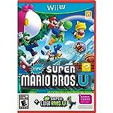 New Super Mario Bros. U + New Super Luigi U - Wii U [Digital Code]