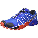 Salomon Speedcross 4 Bk/Bk, Scarpe da Trail Running Uomo