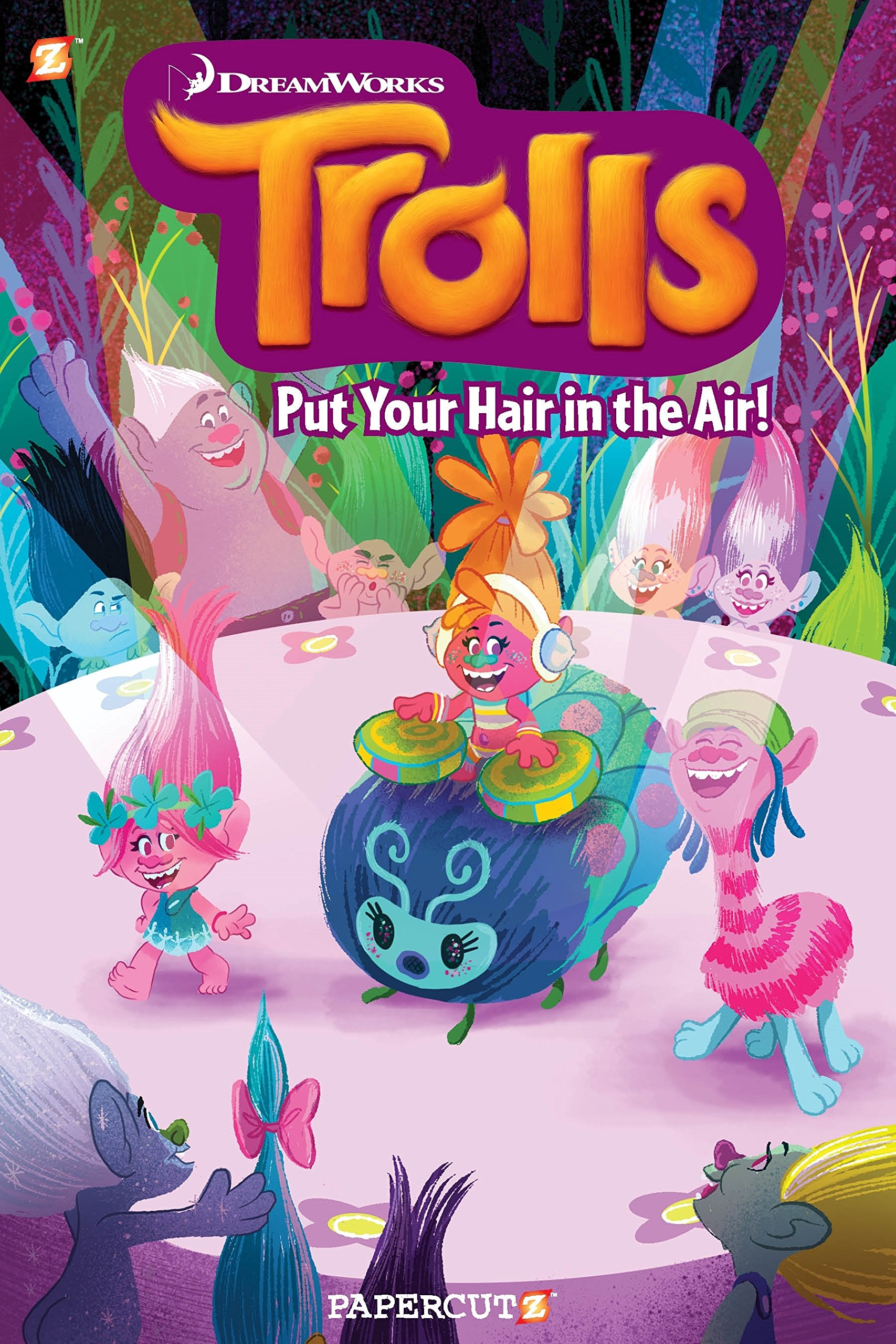 Trolls Graphic Novels #2: