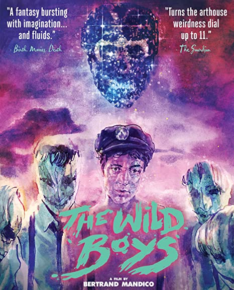 The Wild Boys [Blu-ray]