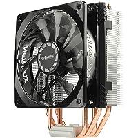 Enermax ETS-T40 Fit Outstanding Cooling Performance CPU Cooler 200W Intel/AMD 120mm Fan - Black/silver, ETS-T40F-TB