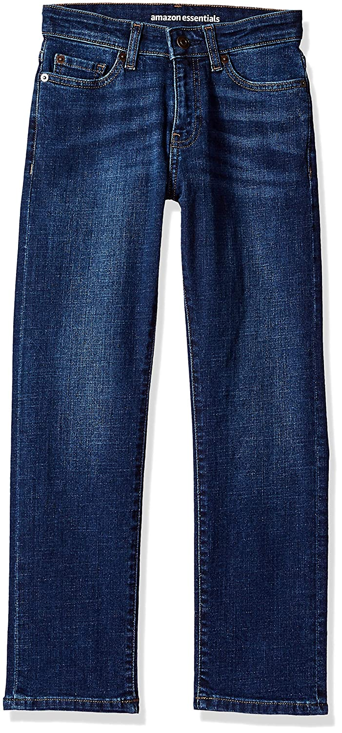 Essentials Boys Straight-fit Jeans