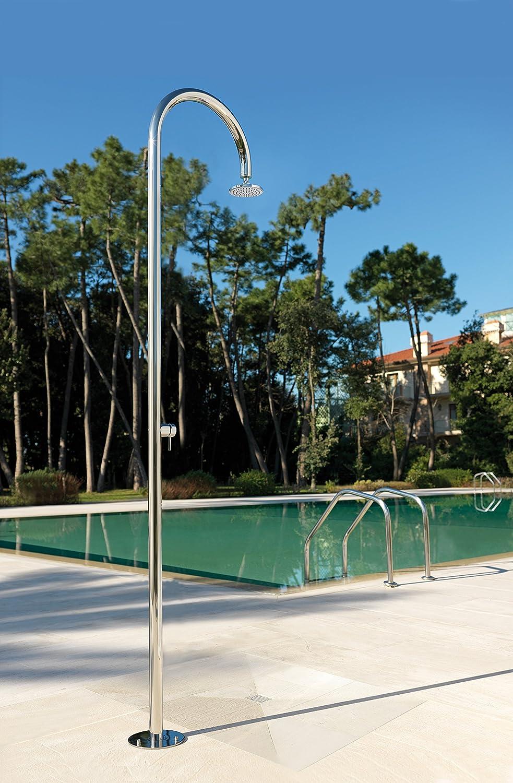 Acero inoxidable jardín ducha exterior Ducha Origo RAME C50 ...