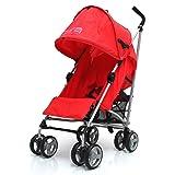 Zeta Vooom Stroller (Red)