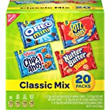 Nabisco Classic Cookie and Cracker Mix, 20 Count