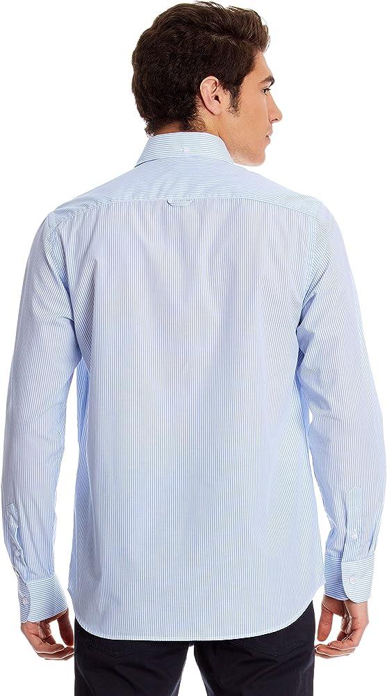 Solera Y Arte Camisa Hombre Azul XL: Amazon.es: Ropa y accesorios