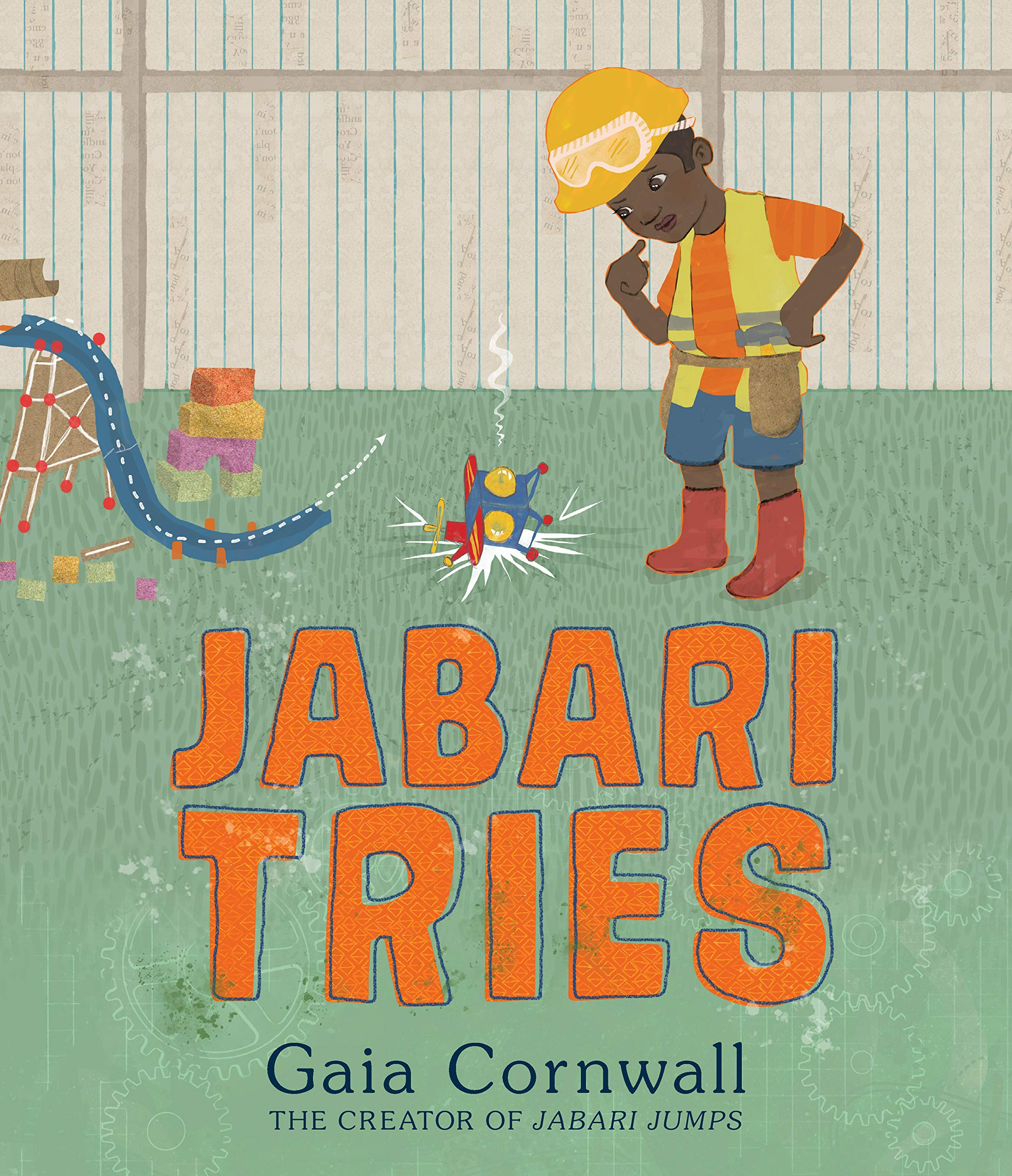 Jabari Tries: Cornwall, Gaia, Cornwall, Gaia: 9781536207163: Amazon.com:  Books