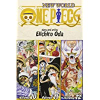 One Piece (3-in-1 Edition), Vol. 24: 70-72 (One