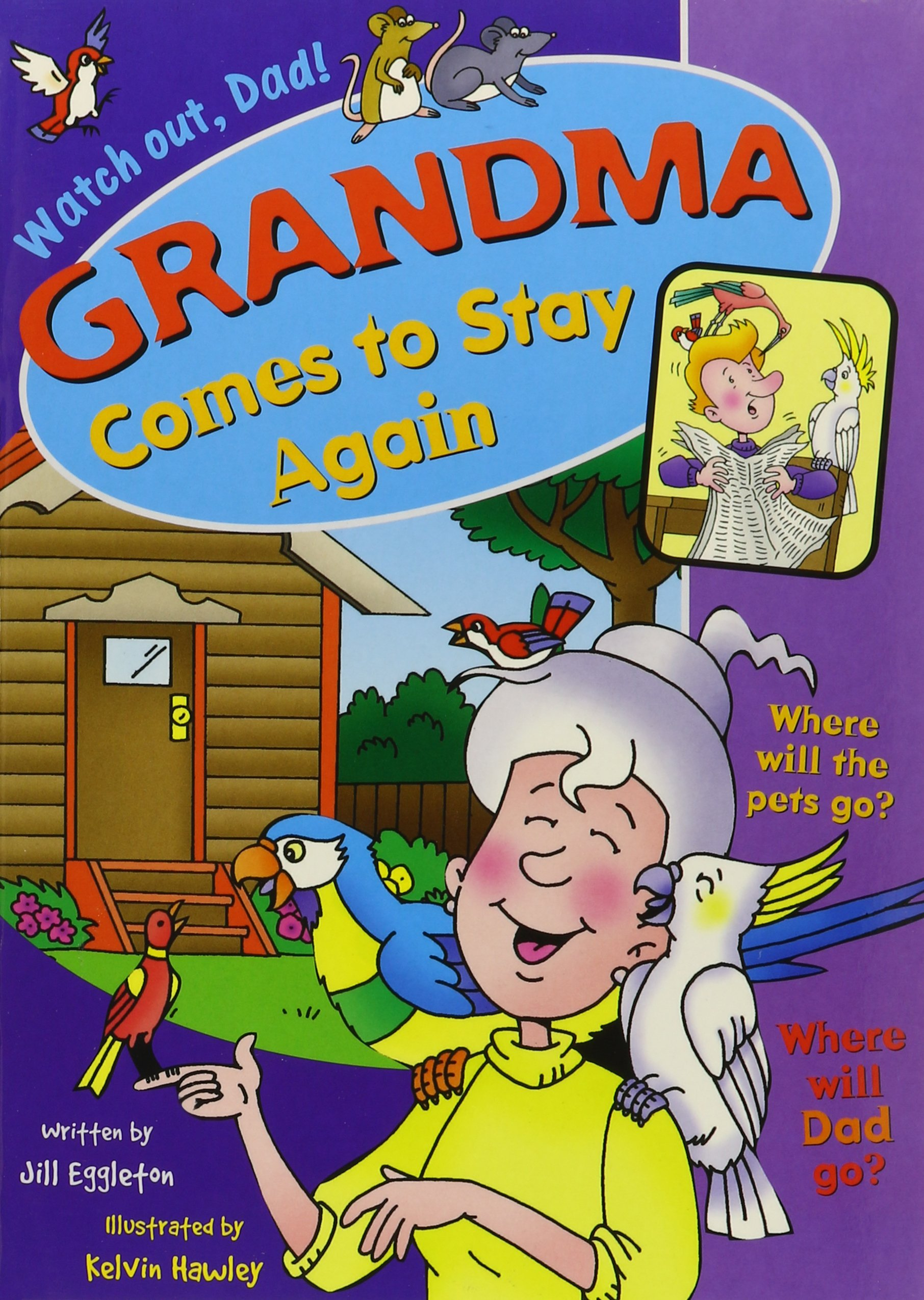 Download Rigby Sails Sailing Solo: Leveled Reader 6pk Blue Grandma Comes To Stay Again pdf
